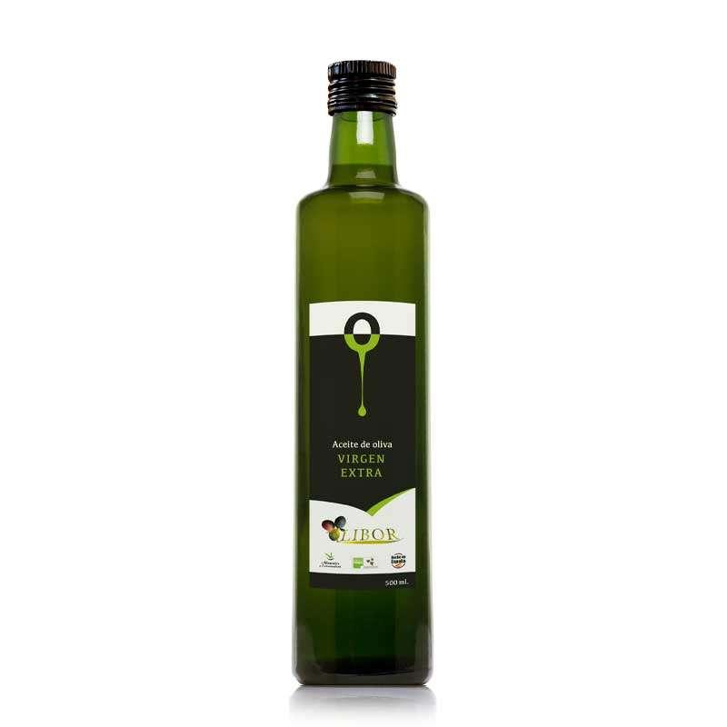 aceite de oliva 500 ml.