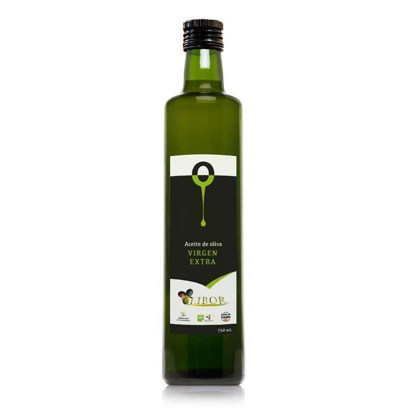 aceite de oliva 750 ml.